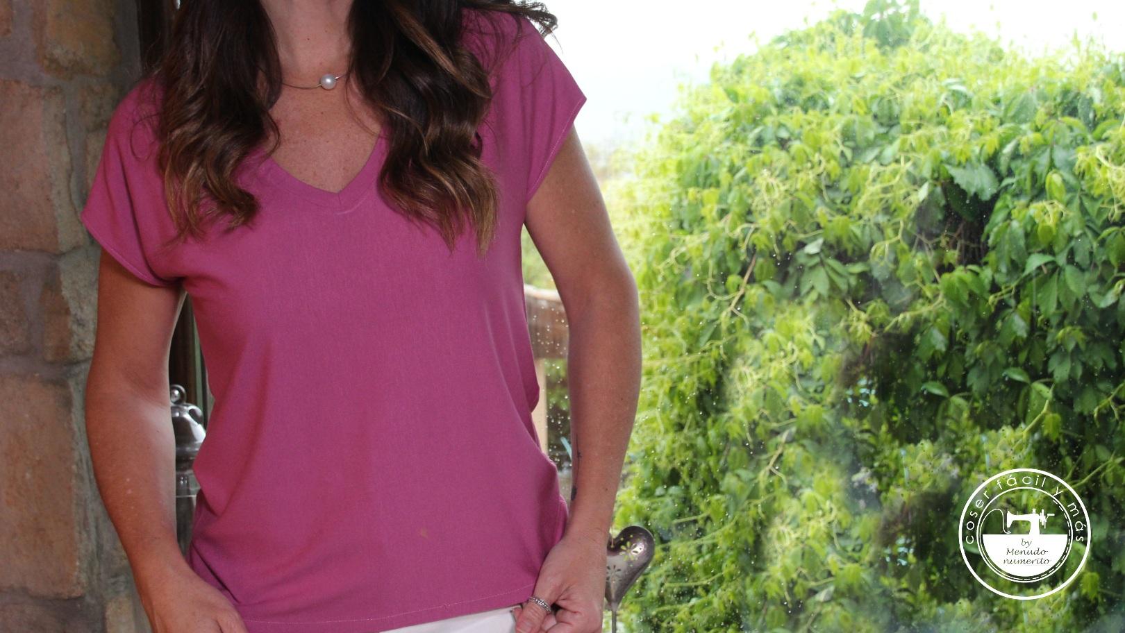 camiseta de punto tutorial blogs de costura menudo numerito