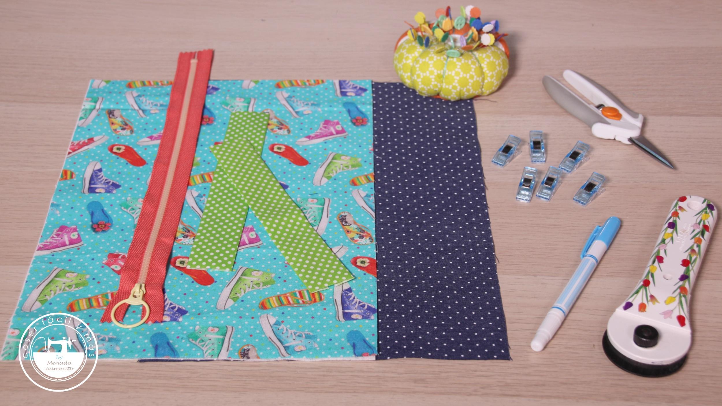 neceser bolsa de palomitas menudo numerito tutorial blogs de costura