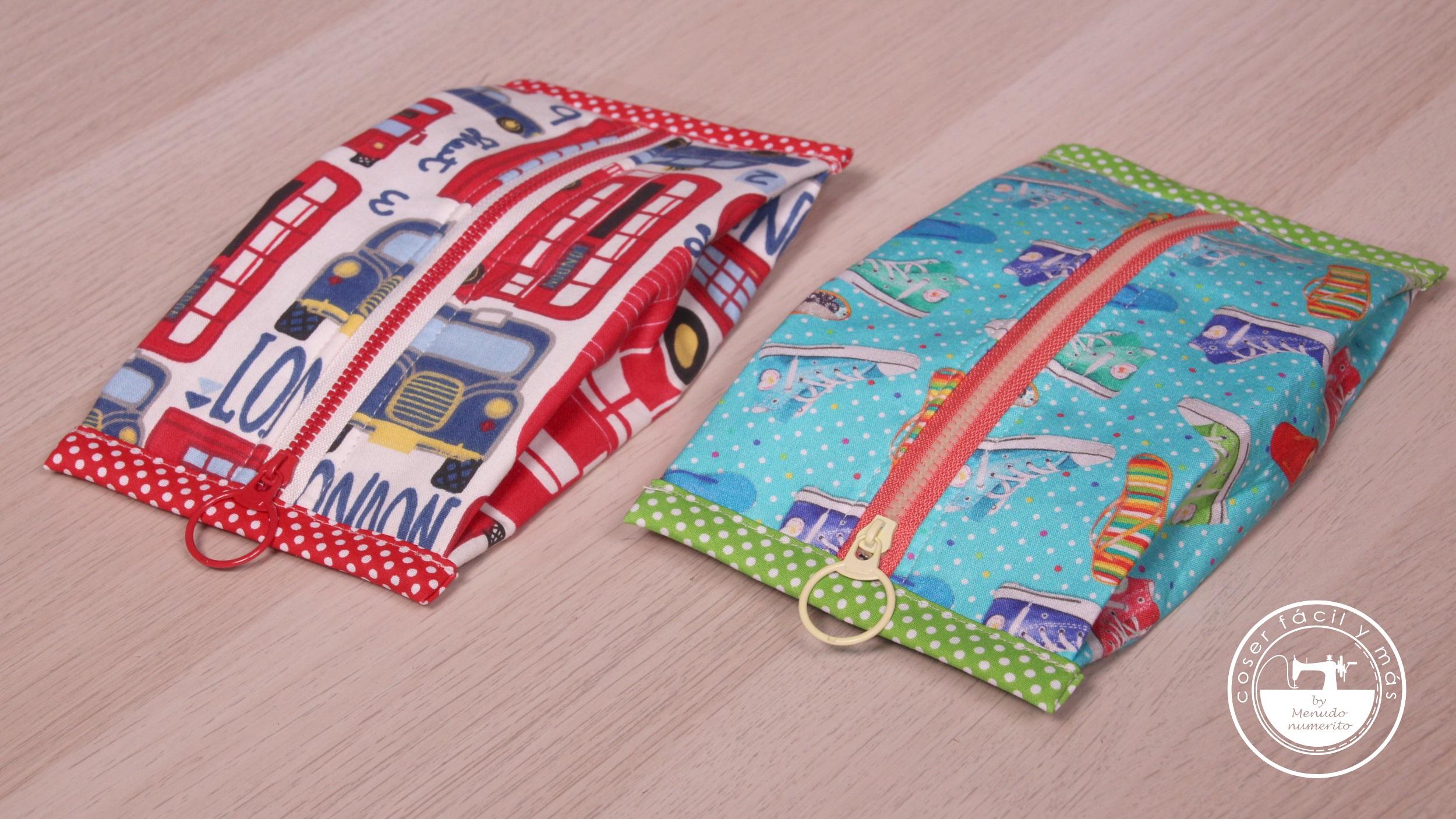 estuche neceser bolsa de palomitas coser facil menudo numerito blogs de costura tutorial