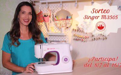 Sorteo Singer M3505