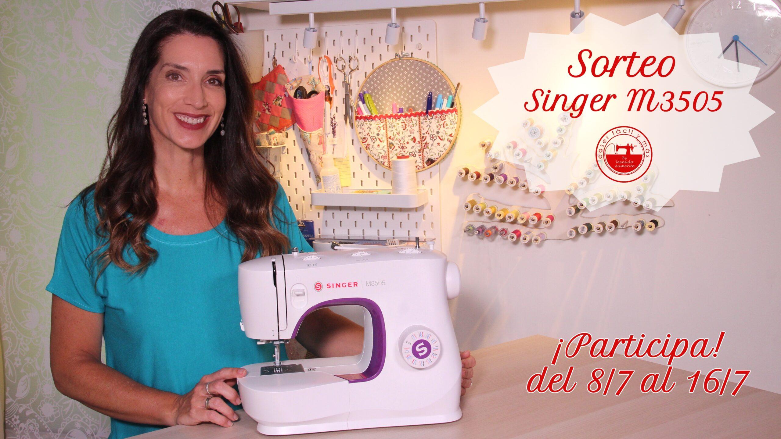 singer m3505 menudo numerito blogs de costura