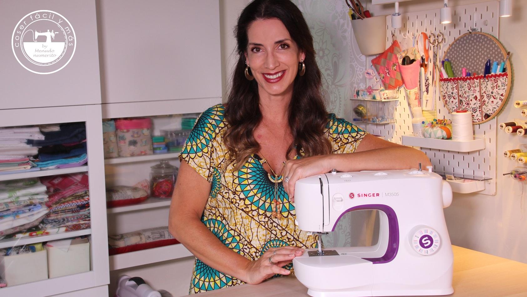 singer m3505 maquina de coser menudo numerito blogs de costura