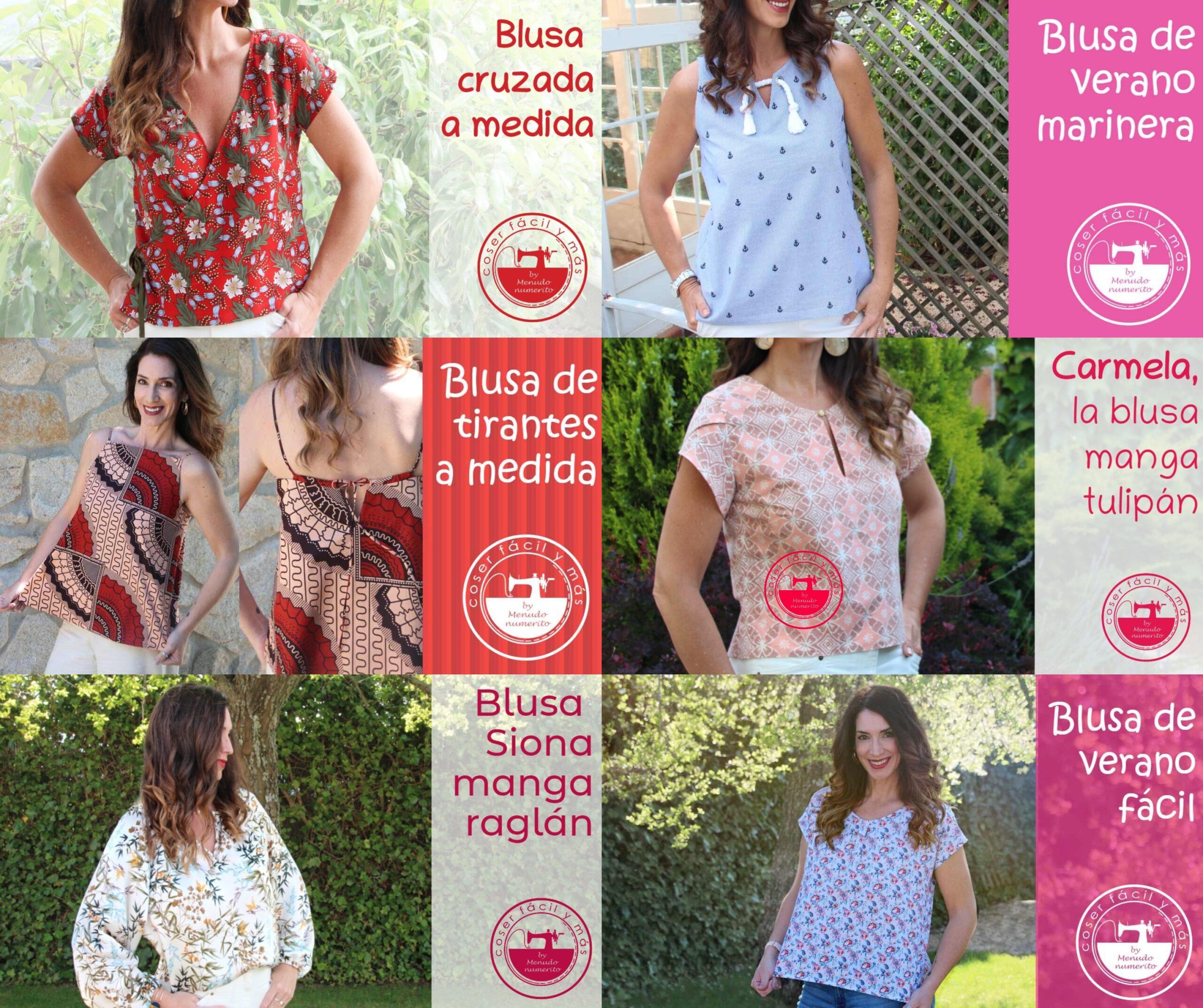 blusas fáciles menudo numerito blogs de costura