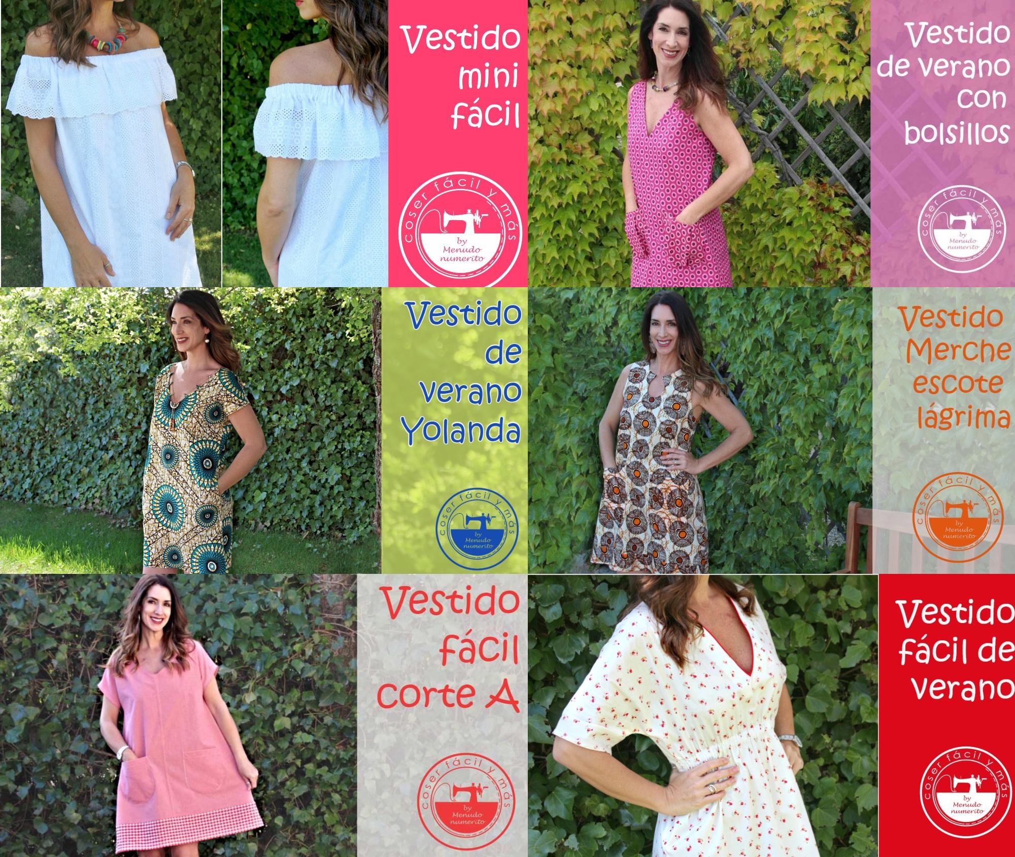 vestidos mas vistos menudo numerito blogs de costura turorial