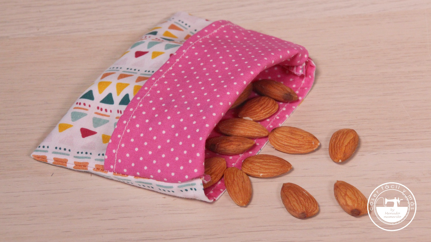snack bag portabocadillos ecologico menudo numerito blogs de costura