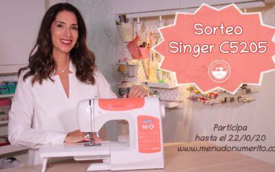 Sorteo Singer C5205