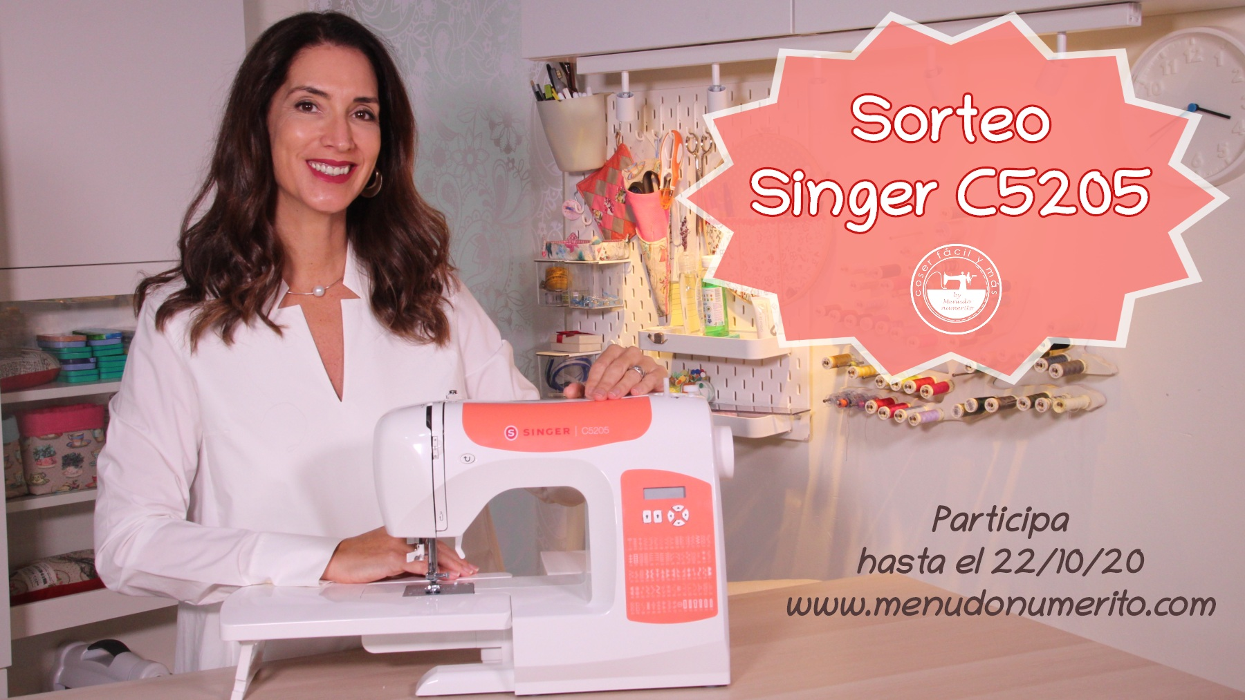 sorteo singer c5205 menudo numerito blogs de costura