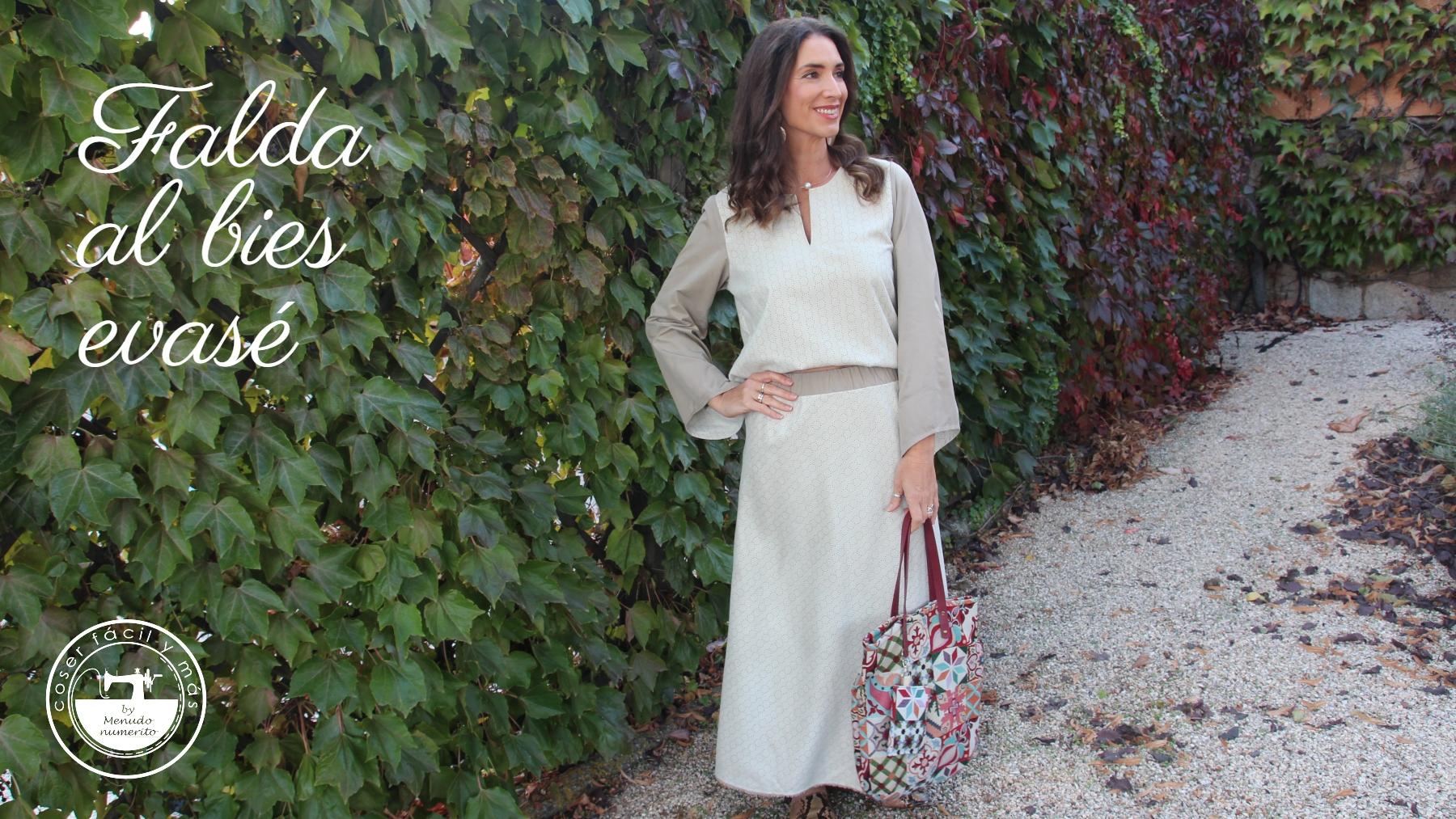 falda al bies blogs de costura menudo numerito singer