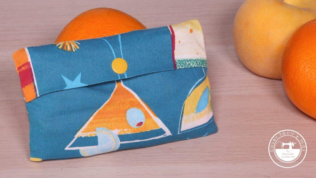 bolsa plegable para compra menudo numerito blogs de costura