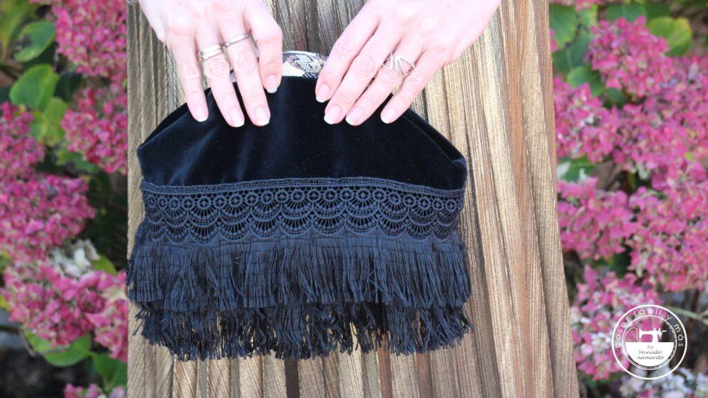 bolso de fiesta con boquilla menudo numerito blogs de costura