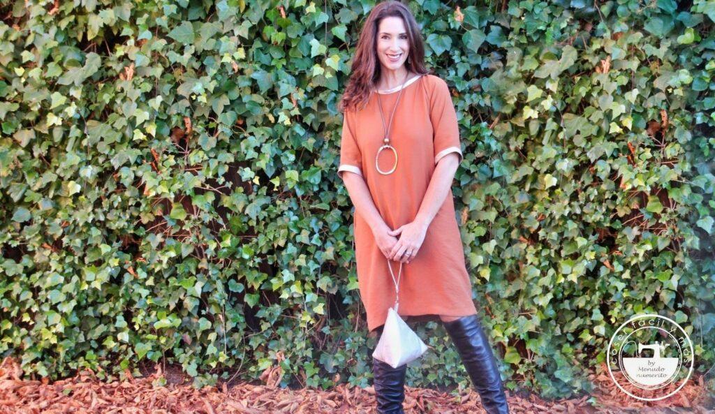 vestido manga raglán menudo numerito blogs de costura