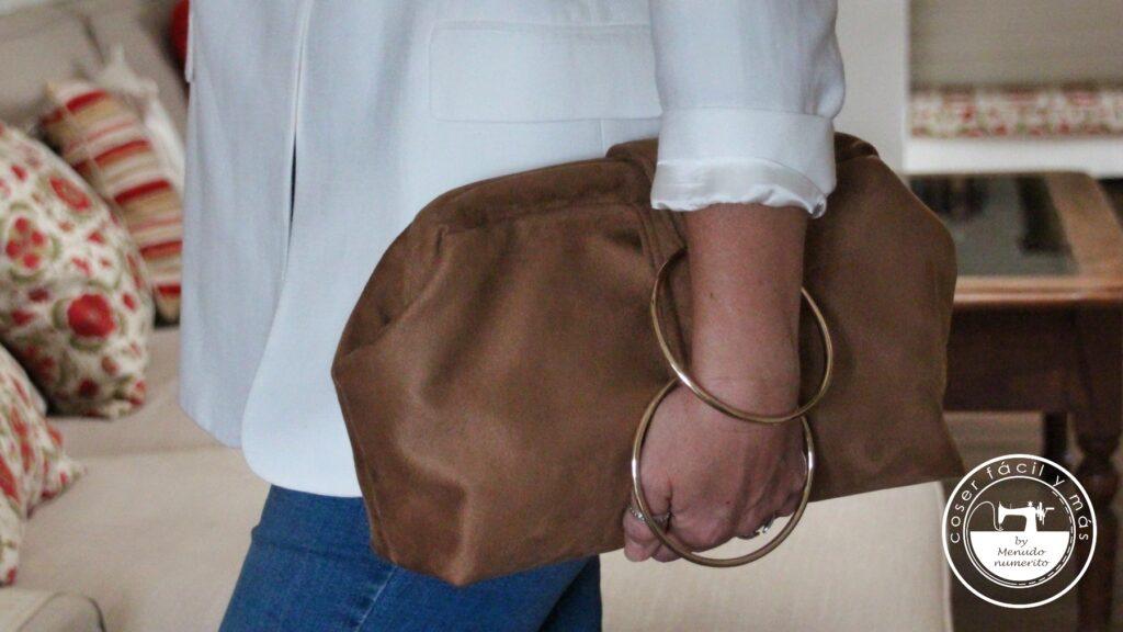 clutch bolso de mano pulseras blogs de costura menudo numerito