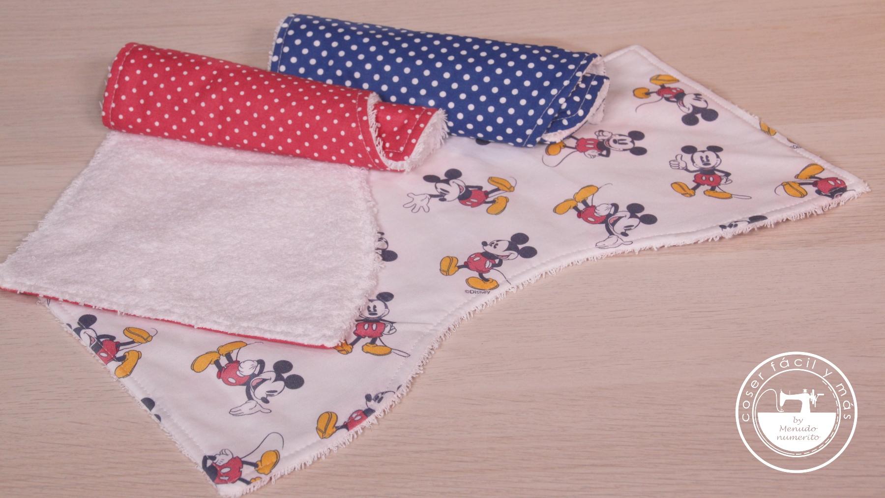 toallas de lactancia baberos menudo numerito blogs de costura