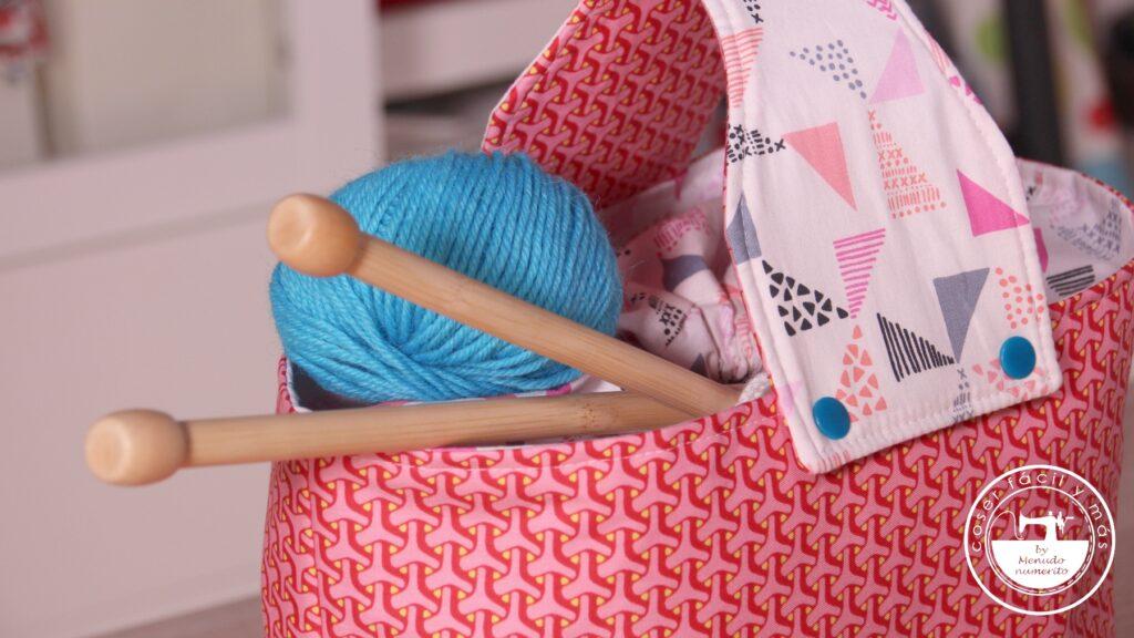 bolsa de labores con patron menudo numerito blogs de costura