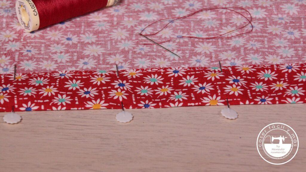 coser dobladillo bajo ruedo menudo numerito blogs de costura