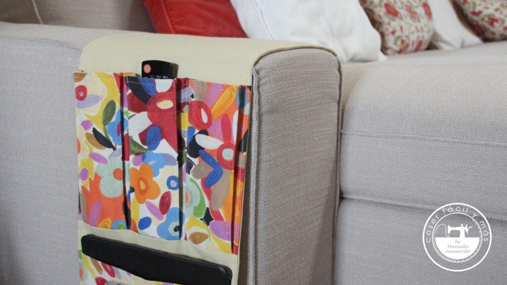 organizador sofa mandos menudo numerito blogs de costura