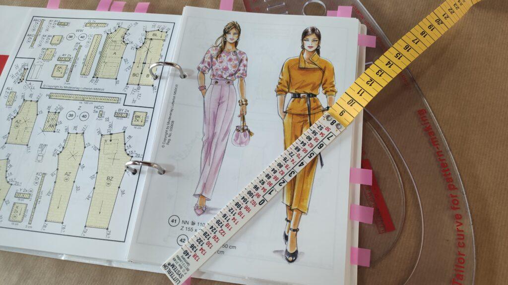 el corte de oro menudo numerito blogs de costura patronaje