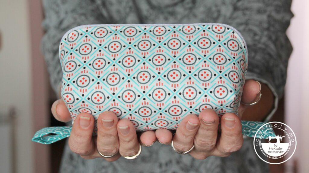 neceser desplegable magic pouch menudo numerito blog de costura singer