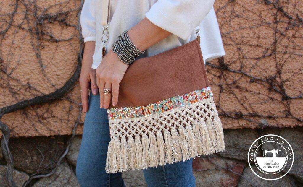 bandolera bolsos de tela patrones blogs de costura
