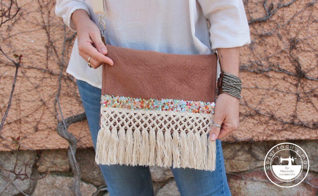 bandolera bolsos de tela blogs de costura patrones