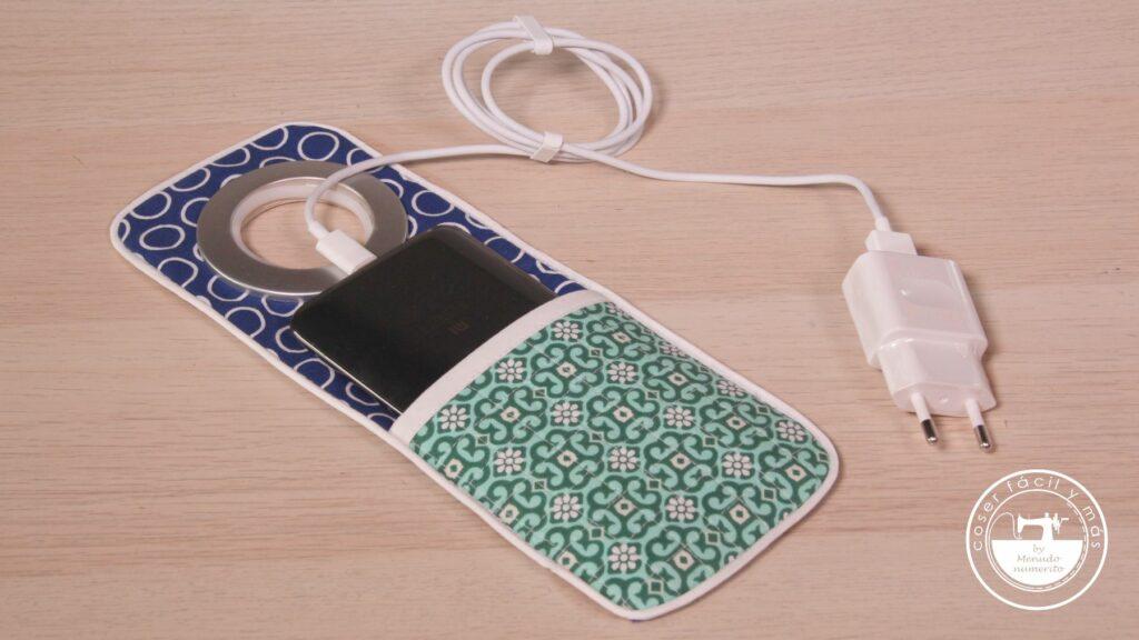 soporte cargador movil celular blogs de costura menudo numerito