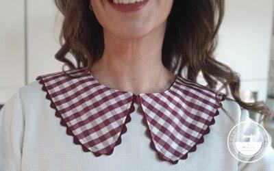Cuello falso, el complemento de moda para cualquier look