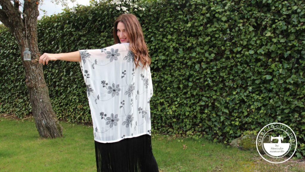 kaftan kimono flecos menudo numerito blogs de costura