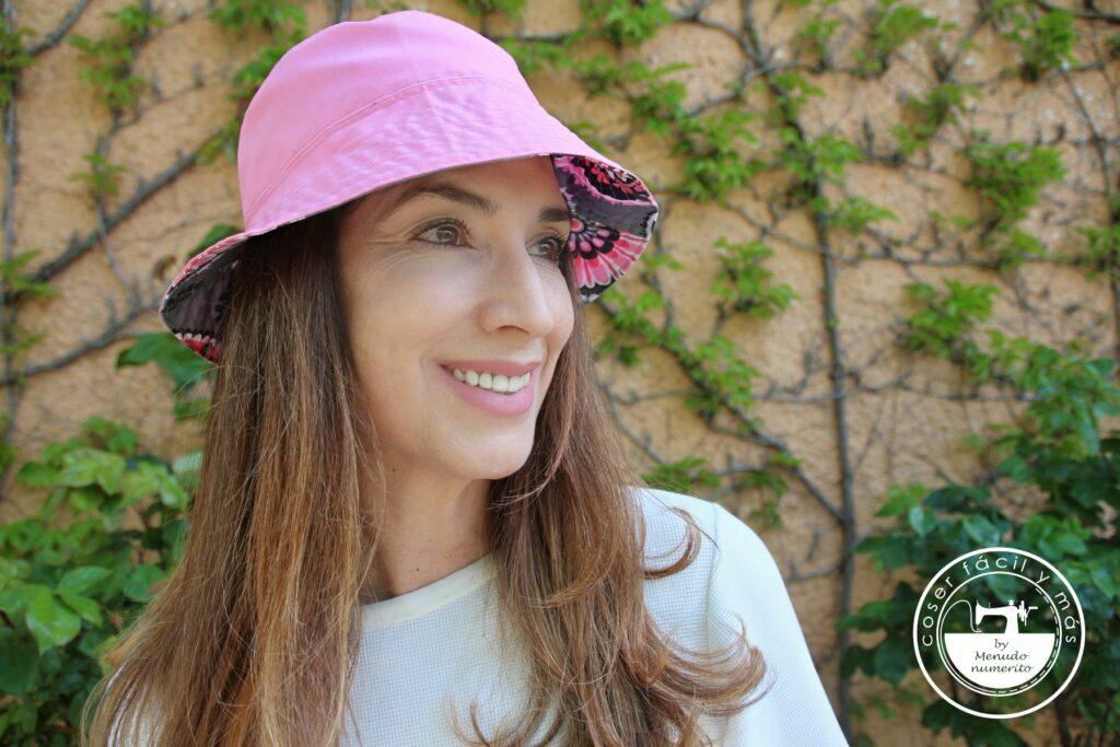 gorro sombrero pescador bucket hat menudo numerito blogs de costura tutorial