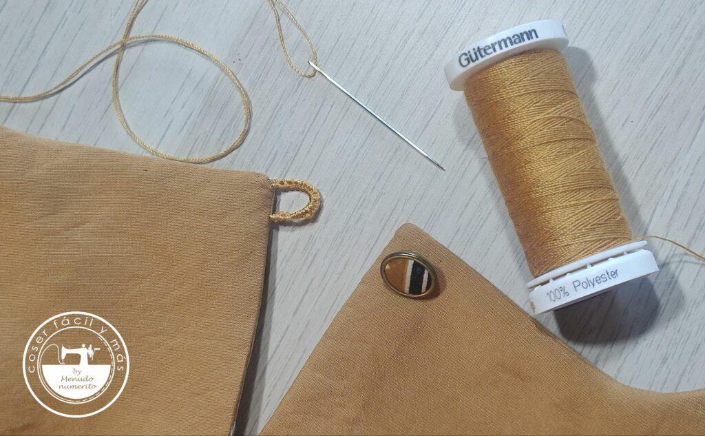 presilla botones ojales menudo numerito blogs de costura