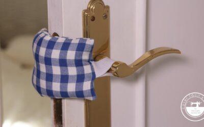 Topes de puerta para evitar portazos en corrientes de aire