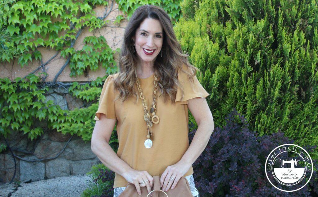 blusa sara manga capa blogs de costura menudo numerito