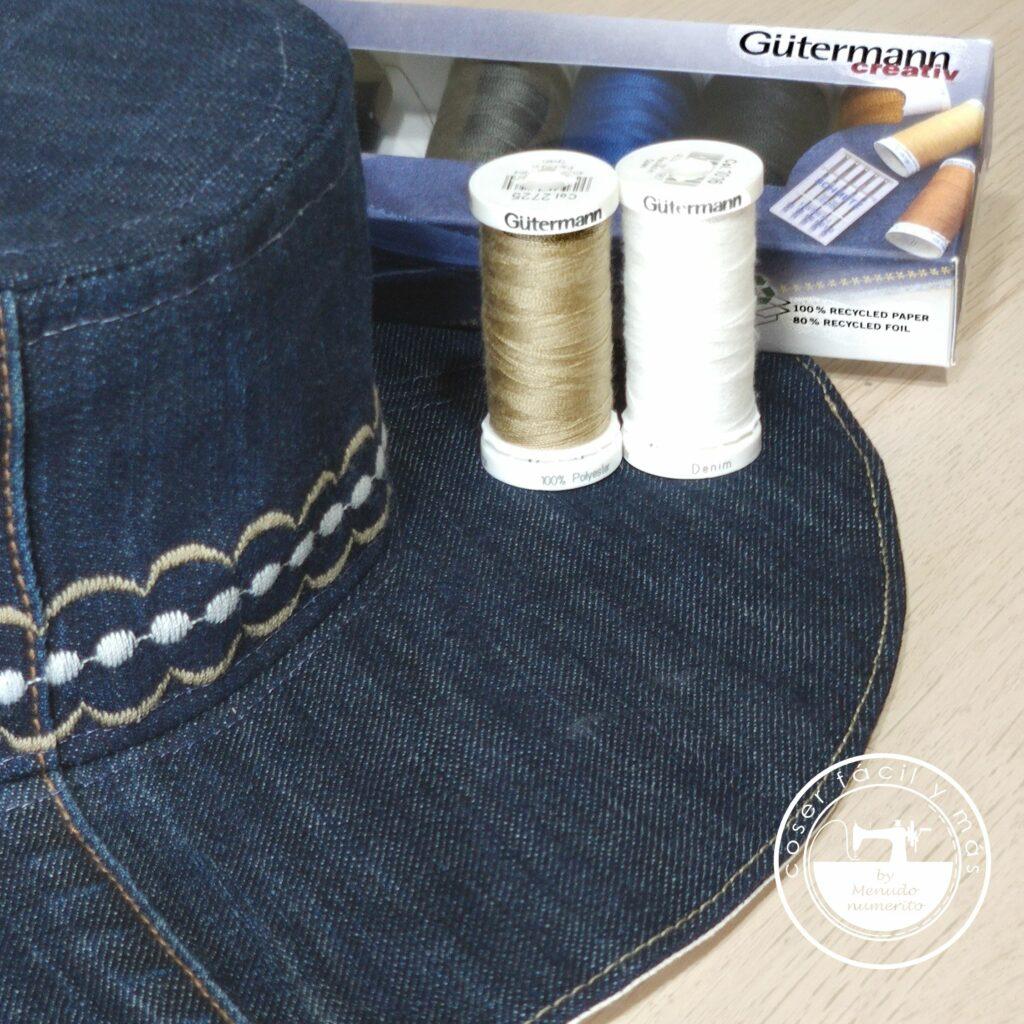 reciclar jeans gutermann blogs de costura menudo numerito