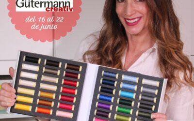 Nuevo sorteo Gütermann Creativ, consigue un álbum de 42 hilos