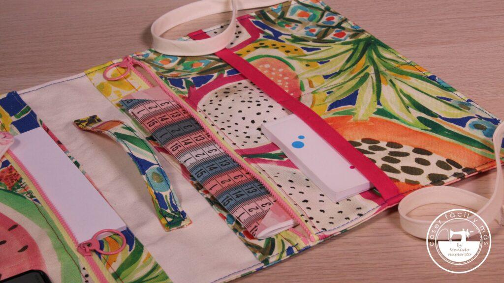 bolso para andador menudo numerito singer blog de costura