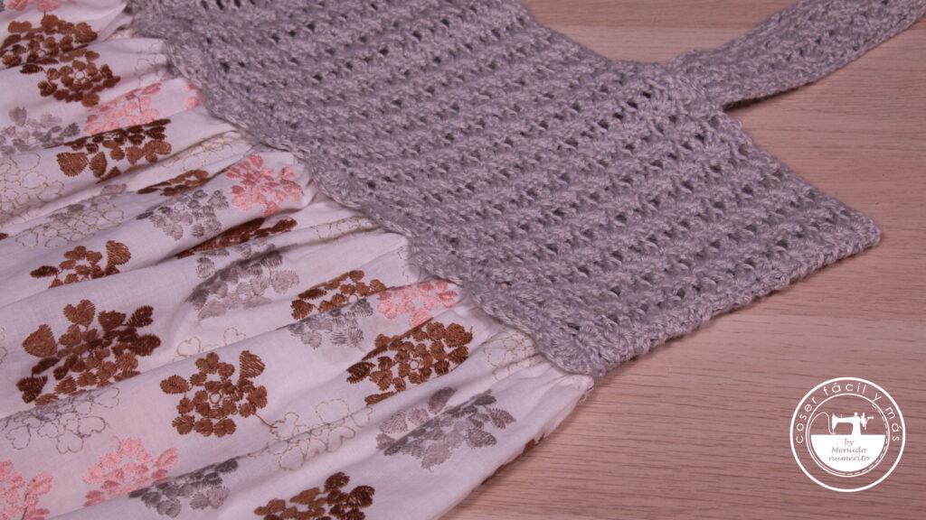 coser crochet a tela menudo numerito blogs de costura siona
