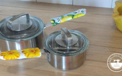 Fundas para mangos de sartenes y cazos